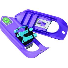 MSR Tyker - Raquetas de nieve de aluminio Niños - violeta